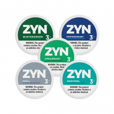 ZYN 3MG Mixpack