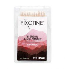 Pixotine 3mg Cinnamon, Nicotine Toothpicks