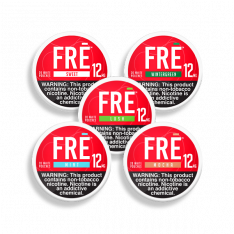 FRE 12MG Mixpack