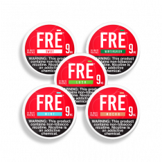 FRE 9MG Mixpack