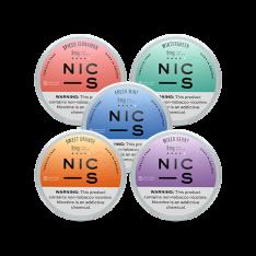 NIC-S Mixed Pack 9MG