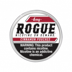 Rogue Cinnamon 6mg, Nicotine Pouches