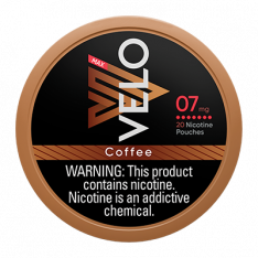 Velo Max Pouch Coffee 7MG