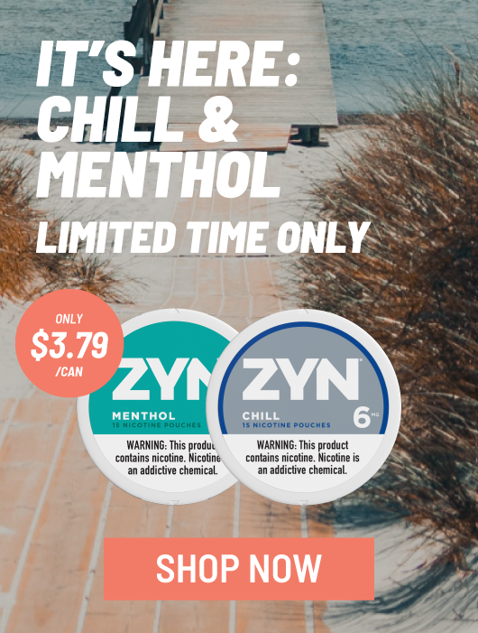 ZYN Spring Sale