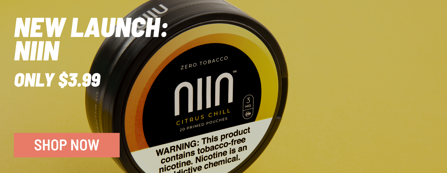 Zyn Chill & Menthol are here!