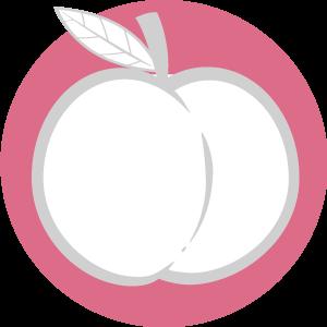 find your flavor peach