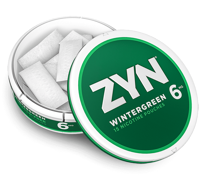 ZYN 06 Wintergreen